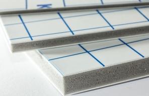 deska Kapa fix 10 mm pro větší rozměry fotoobrazů na desce bez rámu